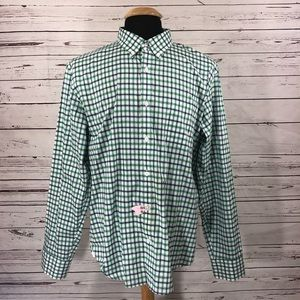 Thomas Mason Archive J.CREW Slim Button Down Shirt